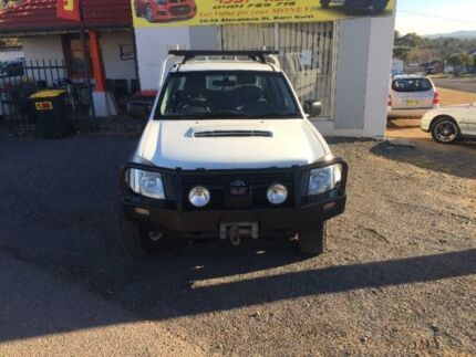 2007 Holden Rodeo RA LX White Automatic Utility