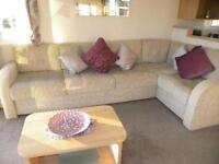 Beautiful pre owned static caravan for sale near Scarborough