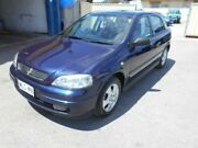 2000 Holden Astra TS CD Blue 5 Speed Manual Sedan Christies Beach Morphett Vale Area Preview