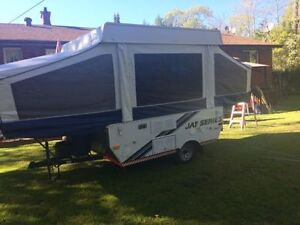2008 jayco camper vehicle jay series 806 -quick sell
