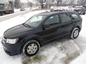 2011 DODGE JOURNEY 2.4L, SAFETY AND WARRANTY $8,450
