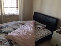 Lovely double bed for sale at £50 - Needs to go by Friday!