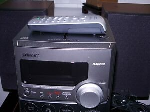 SonyMP3  Compact CD/radio Unit