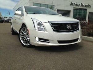 2014 Cadillac XTS Twin Turbo Vsport Platinum Heads Up Display, N