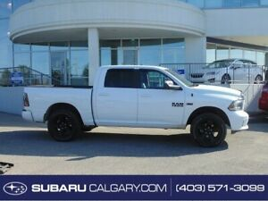 2016 Ram 1500 Sport | BLUETOOTH | ALLOY WHEELS | COOLED AND HEAT