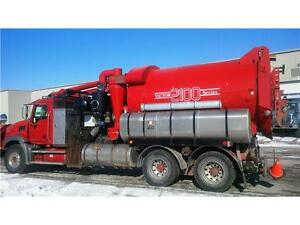 2009 VACTOR COMBO PD SEWER CLEANER