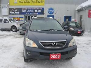 2006 Lexus RX 400h|THIS SUV IS SOLD ASIS| NO RUST Kitchener / Waterloo Kitchener Area image 2
