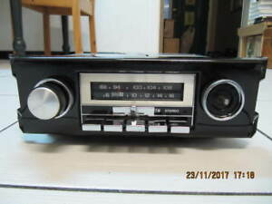 ClassicACDelco AM/FM ShaftStyle CarStereo For GM years 1972-1984