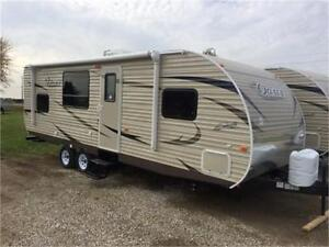 Brand New Shasta Oasis 25RS