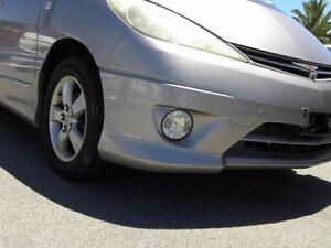 2003 Toyota Estima Grey Automatic Wagon
