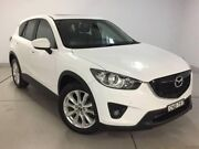 2013 Mazda CX-5 KE1021 MY13 Grand Touring SKYACTIV-Drive AWD White 6 Speed Sports Automatic Wagon Chatswood Willoughby Area Preview