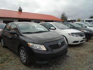 2010 Toyota Corolla - Certified and E-tested