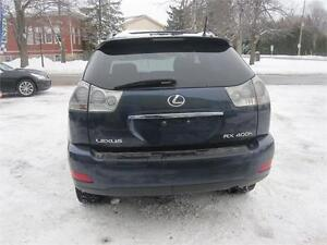 2006 Lexus RX 400h|THIS SUV IS SOLD ASIS| NO RUST Kitchener / Waterloo Kitchener Area image 5