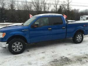 2010 Ford F-150 4X4 CERT TAXS WARRANTY ALL INCL IN PRICE 9605.00