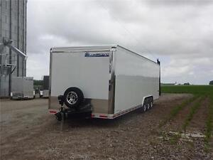 Cargo Express TANDEM 5200 Axle PRO-GT RACE TRAILER!ORDER TODAY!! London Ontario image 6
