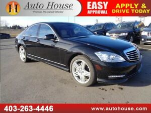 2013 MERCEDES S550 4MATIC NAVIGATION BACKUP CAMERA NIGHT VISION