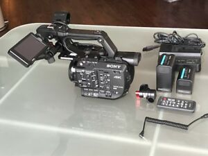 Sony FS5 package for sale - $5000