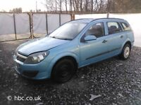Vauxhall Astra H 1.3cdti 2005 For Breaking