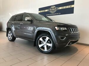 2014 Jeep Grand Cherokee Overland | NAV | Back Up Camera | Coole