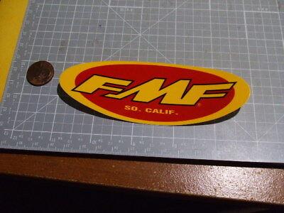 FMF performance  Sticker / Decal  Automotive ORIGINAL old stock