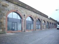 Wimbledon Park industrial style offices - £290/ workstation/ month