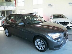 2014 BMW X1 E84 MY0314 sDrive18d Grey 8 Speed Sports Automatic Wagon Albion Brisbane North East Preview