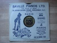 2 boxes of 1930/40's Vinyl records