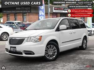 2013 Chrysler Town & Country Touring ACCIDENT FREE! LOADED FULLY