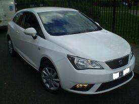 2013 SEAT IBIZA 1.2TDI 3DR SE SPORT COUPE (VW GOLF, VW POLO, AUDI A1, SEAT LEON, MERCEDES)