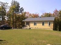 3 BDR house for rent( Cantley) 15 Minutes to Ottawa