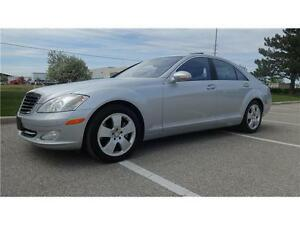 2008 MERCEDES S450 - 4 MATIC--THE PURSUIT OF PERFECTION !