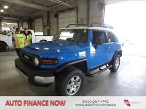 2007 Toyota FJ Cruiser 4WD 4dr CHEAP PAYMENTS