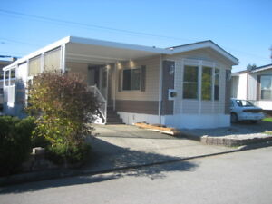 FOR SALE L/ NEW 2 BED. MOBILE HOME IN SURREY. RENT $710.PM *!!!*