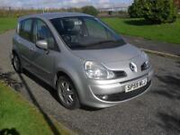 Renault Grand Modus 1.5dCi ( 86bhp ) Dynamique 2009 £30 1 Owner 55+MPG 83500Mls