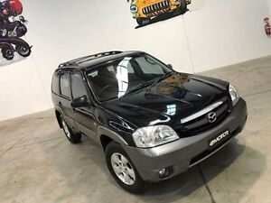 2004 Mazda Tribute Classic Black Automatic Wagon Williamstown North Hobsons Bay Area Preview