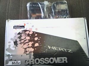 audio crossovers brand new in box