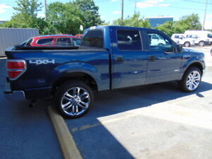 Good Cars Only has  2013 Ford F-150 XLT  4  Dr  6 Pass 4x4