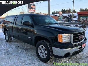 2011 GMC Sierra 1500 SLE 4WD CERTIFIED.  ACCIDENT FREE! WARRANTY