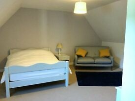 Double ensuite room for rent