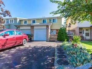 Beautiful Freehold End Unit 2 Storey Home