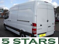 2 MAN WITH BIG VAN REMOVALS SERVICES FROM £15PH CALL NOW SHORT NOTICE WELCOME CHEAPEST MAN AND VAN