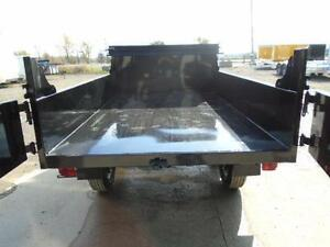 10ft LOW PROFILE QUALITY STEEL DUMP - FULL TARP KIT INCLUDED. London Ontario image 4