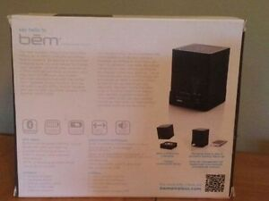 Bem Wireless Speaker and Docking Station Kitchener / Waterloo Kitchener Area image 2