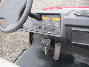 2012 CLUB CAR XRT800 COMPACT UTILITY VEHICLE *FINANCING AVAIL Kitchener / Waterloo Kitchener Area image 6