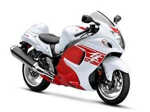 2018 Sport Street Motorcycle - SUZUKI GSX1300RAL8 (HAYABUSA)
