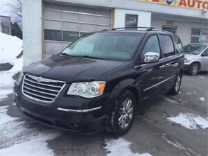 2008 Chrysler Town & Country LIMITED CUIR TOIT 7 PASS 3999$ 514-