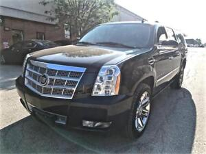 2012 Cadillac Escalade ESV Platinum, NAV, DVD, NO ACCIDENT