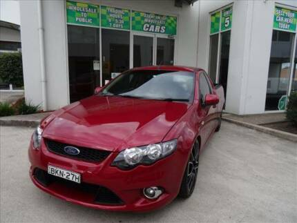 From $76 p/w ON FINANCE* 2009 Ford Falcon Ute Blacktown Blacktown Area Preview