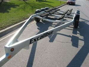 2017 EXCALIBUR GALVANIZED 9000lb BOAT TRAILER Kingston Kingston Area image 5