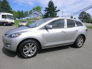 2009 Mazda CX-7 GRAND TOURING AWD LEATHER SUNROOF $96.b/w